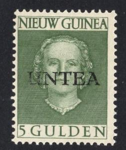 Netherlands West New Guinea UNTEA UN temporary authority 1962 MNH . 5 g