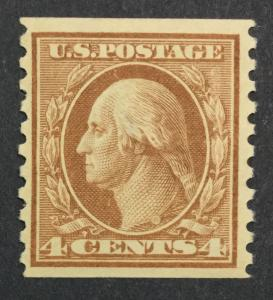 MOMEN: US #457 MINT OG NH VF $55 #20033