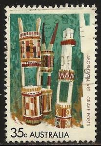 Australia 1971 Scott# 507 Used