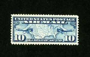 US Stamps # C7 Supurb Huge Gem OG NH