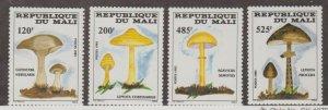 Mali Scott #516-519 Stamps - Mint NH Set