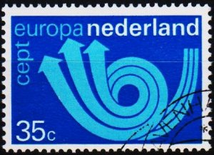 Netherlands. 1973 35c S.G.1171  Fine Used