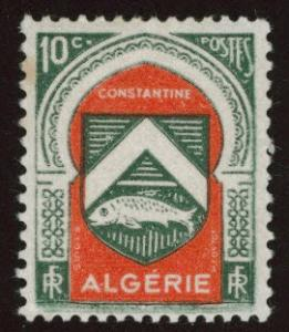 ALGERIA Scott 220 MH* stamp