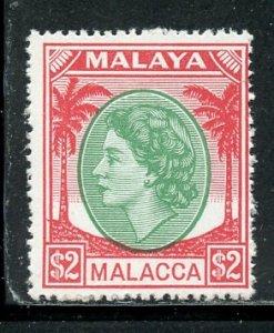 Malacca # 44,Used, CV $4.25