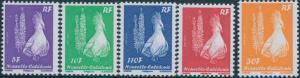 New Caledonia 2009 SG1473-1476 Kagu set MNH