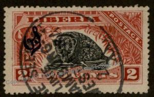 Liberia Germany Animal Topical Hamburg Westafrika XXL Deutsche Seepost Can 78227