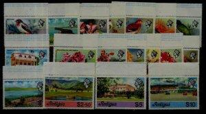 Antigua 405-22 MNH SCV19.55