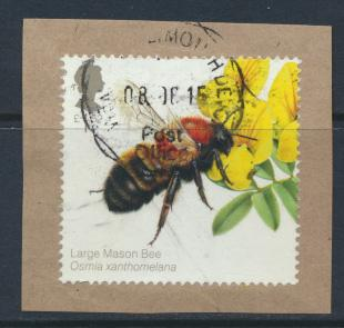 Great Britain SG 3740 Used  Honey Bees    SC# 3421