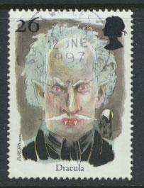 Great Britain SG 1980  Used  - Europa Horror Stories