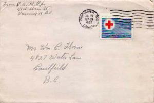 Canada, Red Cross, Canada British Columbia