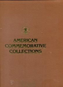 American Commemorative Collections 23 Ring Binder With 22 Pages.