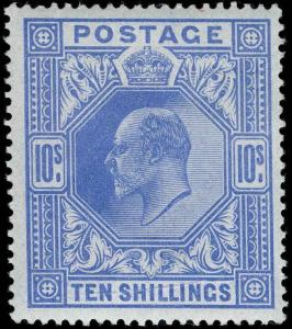Great Britain Scott 141 Gibbons 265 Never Hinged Stamp