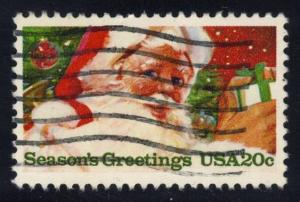 US #2064 Santa Claus; used (0.25)