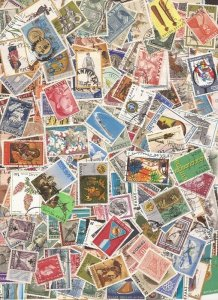 Greece - Stamp Collection - 200 Different Stamps