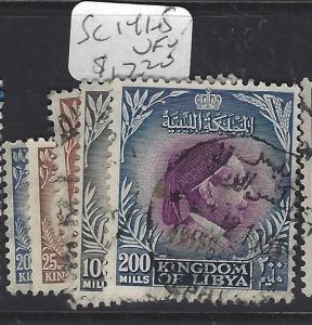 LIBYA     (P0809B)   SC 141-5   VFU