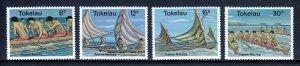 Tokelau Islands - Scott #65-68 - MNH - SCV $2.70