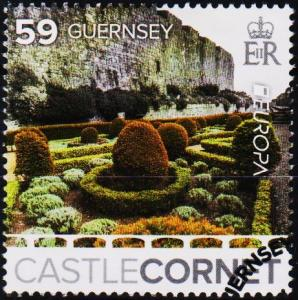 Guernsey. 2017? 59p .Fine Used