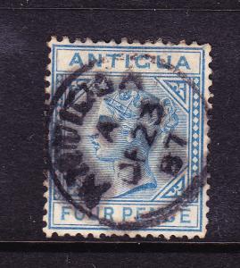ANTIGUA  1882  4d   QV  GU  SG 23