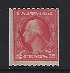 USA Sc.442 M/N/H Val $22.50 f/vf center Now selling at Auction. $4.25