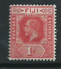 Fiji  GV  SG 127  MH