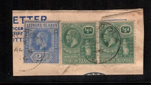 British Virgin Islands  53 50  used cat $  14.00
