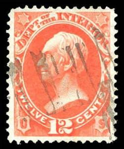 U.S. OFFICIALS O20  Used (ID # 86606)