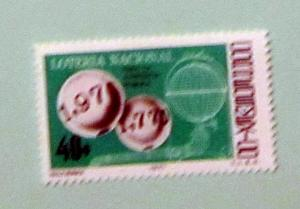 Mexico - 1031, MNH Complete. Lottery Bicentenial. SCV -$0.30