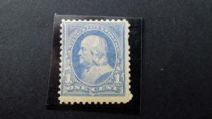 United States Benjamin Franklin 1 cent Mint