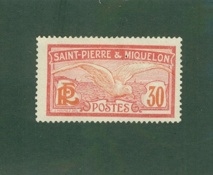 ST. PIERRE & MIQUELON 91 MH BIN$ 1.00