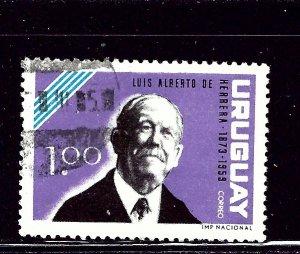 Uruguay 711 Used 1964 issue    (ap2648)