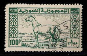 Syria Scott 326 Arabian Horse used stamp