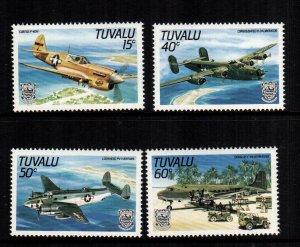 Tuvalu  307 - 310  MNH  $ 7.75