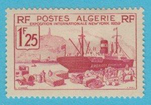 ALGERIA 129 MINT  HINGED OG *  NO FAULTS VERY  FINE !