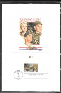Just Fun Cover #2559A Fleetwood Proofcard FDC Cachet (my72)