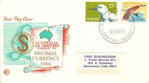 Nauru Scott 66, 69 Label address.