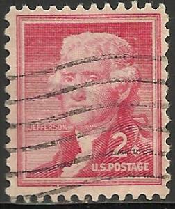 United States 1954 Scott# 1033 Used
