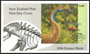 New Zealand First Day Cover [7780]