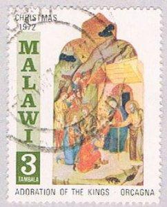 Malawi Nativity scene - pickastamp (AP101105)