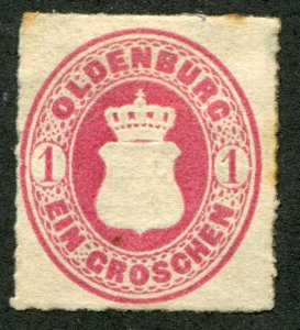 Oldenburg Sc.# 18  MLH*