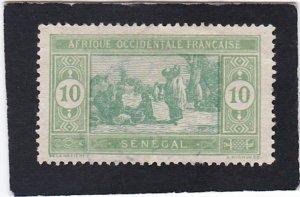Senegal,  #   85    used