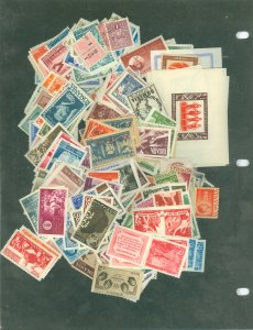 selection Romania 1943-49 mostly complete, mostly mint CV $136