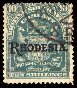 Rhodesia Scott 98 Used.