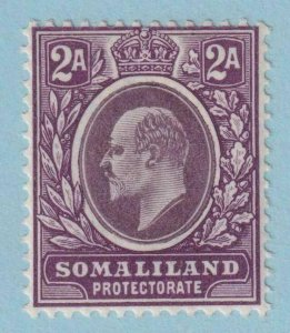 SOMALILAND PROTECTORATE 29  MINT NEVER HINGED OG ** NO FAULTS VERY FINE !