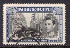 Nigeria 63 Used VF