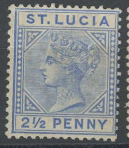 St. Lucia 31 * mint hinged (2107 132)
