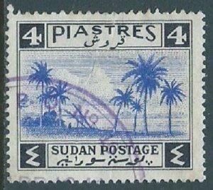 Sudan, Sc #78, 3pi Used