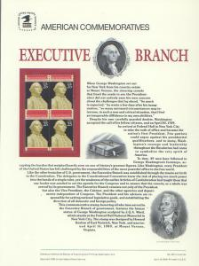 US Executive Branch, set 4