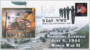 2015, D Day, World War II, Normandy Landing, Veterans, 15-162