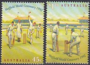 Australia #1301-2  MNH  CV $2.75  (A19784)