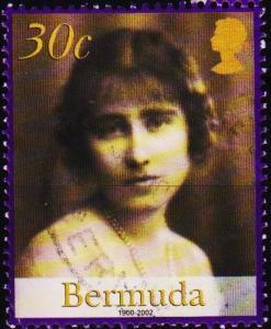 Bermuda. 2002  30c  S.G.889  Fine Used
